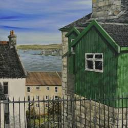Through the Houses - Rothesay, Bute