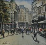 Leicester Square Study - London