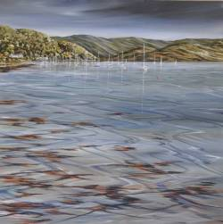 'From the Pier' - Tighnabruaich