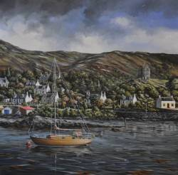 Harbour Mouth & Castle - Tarbert