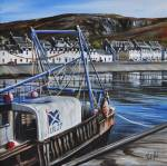 Ullapool Harbour View