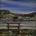 'We Sat there Once' - Scourie Bay