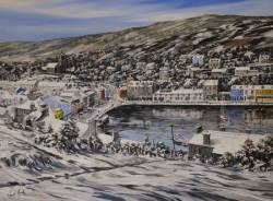 Castleview - Tarbert Snow
