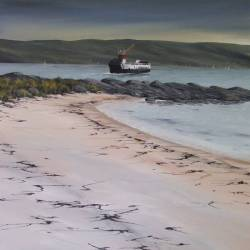 Ferries Away - Gigha to Mainland