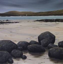 Low Tide Rocks - Barra