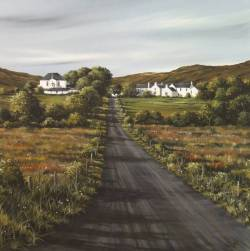 Main Road - Colonsay