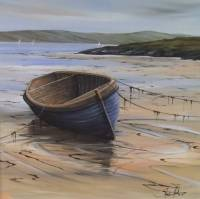 Beached Boat - Barra