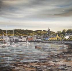 Evening Light - Tarbert