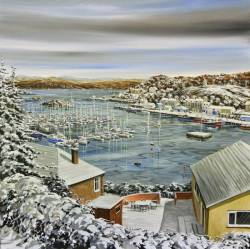 High Road Snow - Tarbert