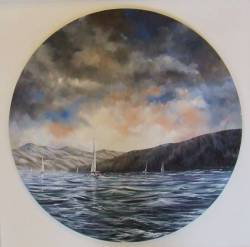 'Going Home' - Loch Fyne (Porthole)