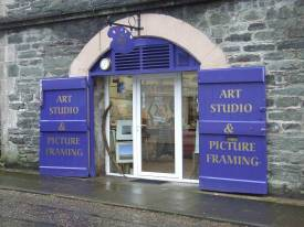 The Art Studio Tarbert